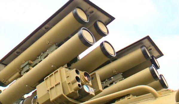 Le nouveau système russe de missile polyvalent Kornet