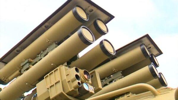 Le nouveau système russe de missile polyvalent Kornet - Sputnik France