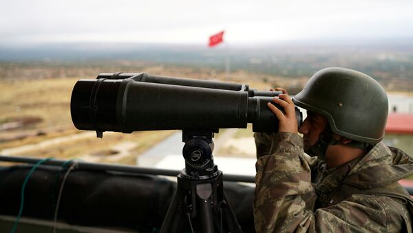 Soldat turc - Sputnik France