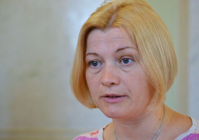 Oups: une responsable ukrainienne s'emmêle les pinceaux sur les sanctions antirusses