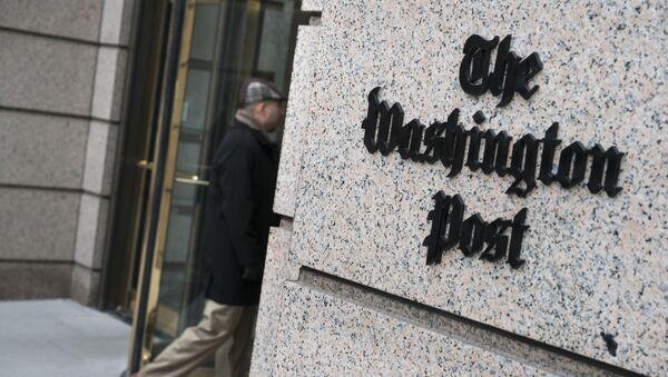 Washington Post - Sputnik France