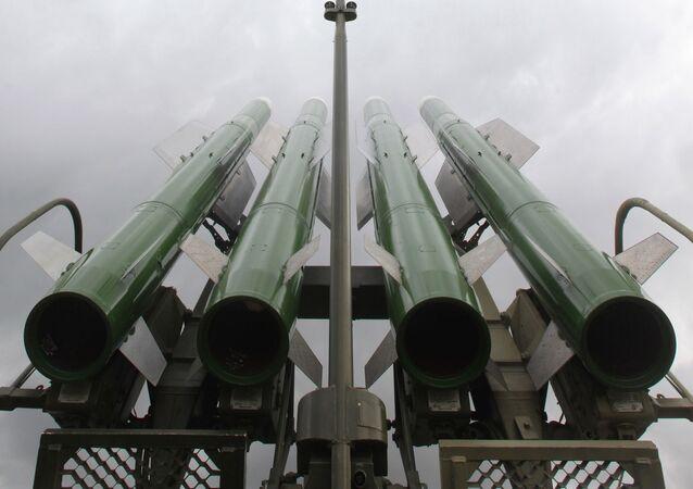 Buk-Raketen