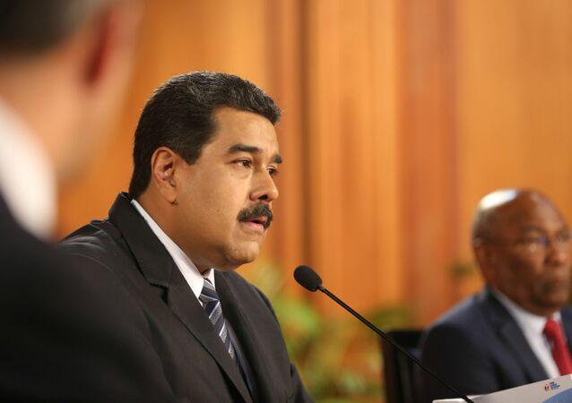Président vénézuélien: «Trump ne sera pas pire qu'Obama»
