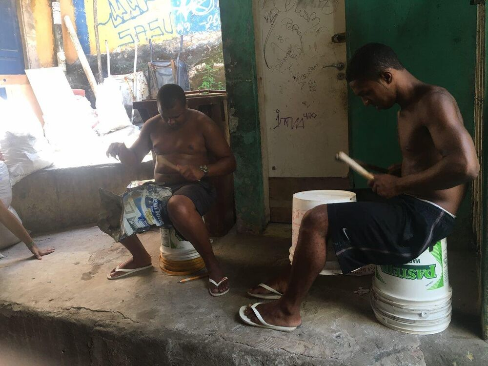 Rocinha, la plus grosse favela de Rio de Janeiro