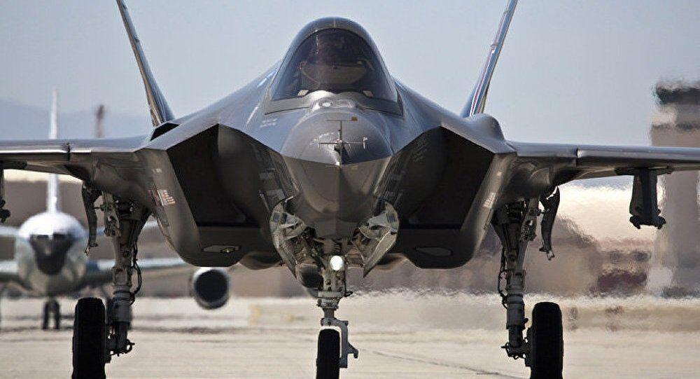 Un F-35
