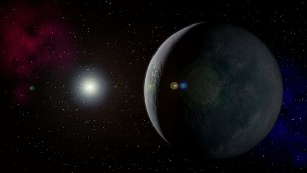 La mystérieuse planète X qualifiée de migrant de l'espace interstellaire - Sputnik France
