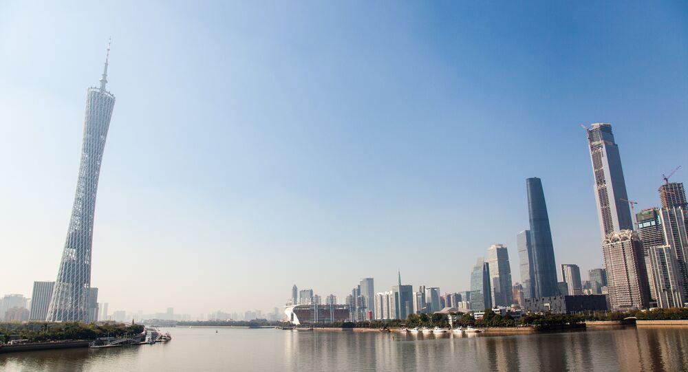 CTF Finance Centre de Guangzhou