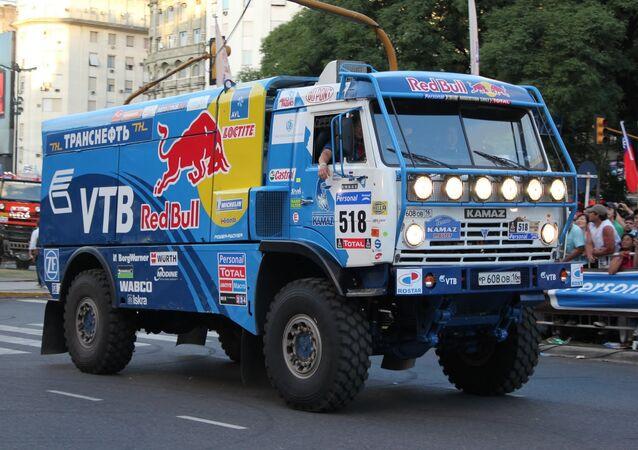 Dakar: 14e victoire pour le russe Kamaz!
