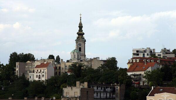 Belgrade - Sputnik France