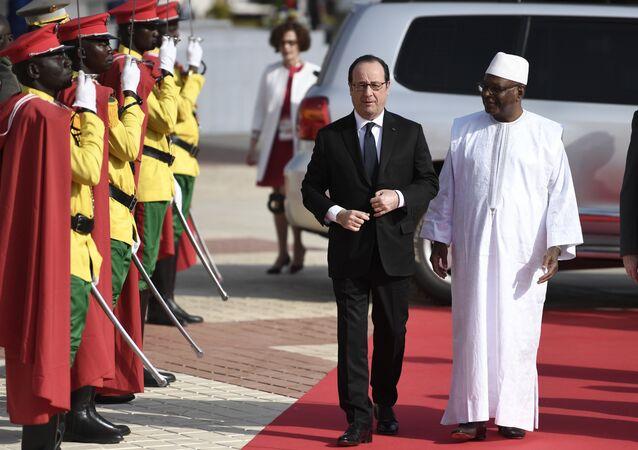le sommet franco-africain avec la participation de François Hollande