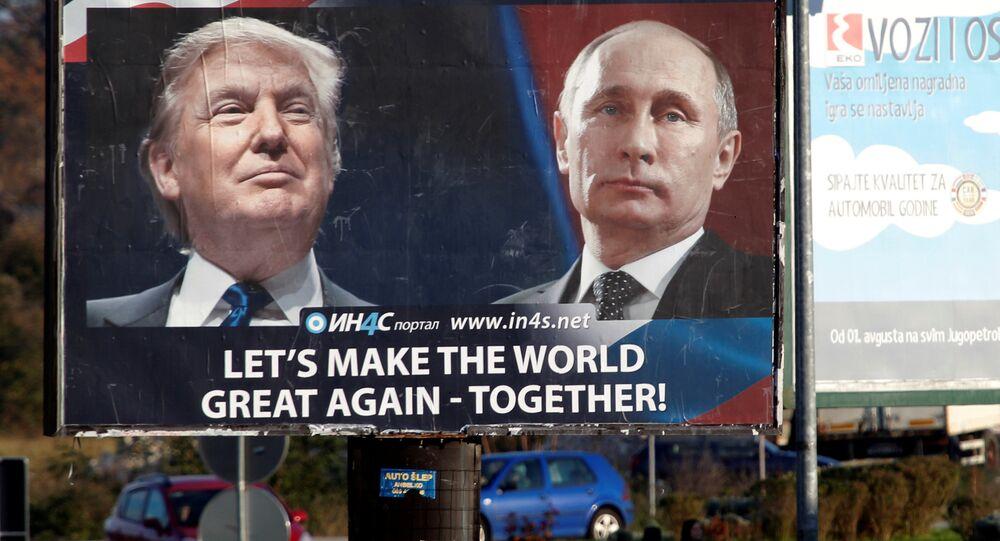 Malgré les bruits médiatiques, Poutine et Trump ne discutent pas de leur rencontre