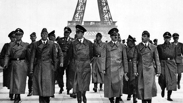 Hitler à Paris - Sputnik France