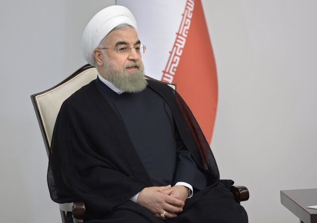 Hassan Rohani (photo d'archives)