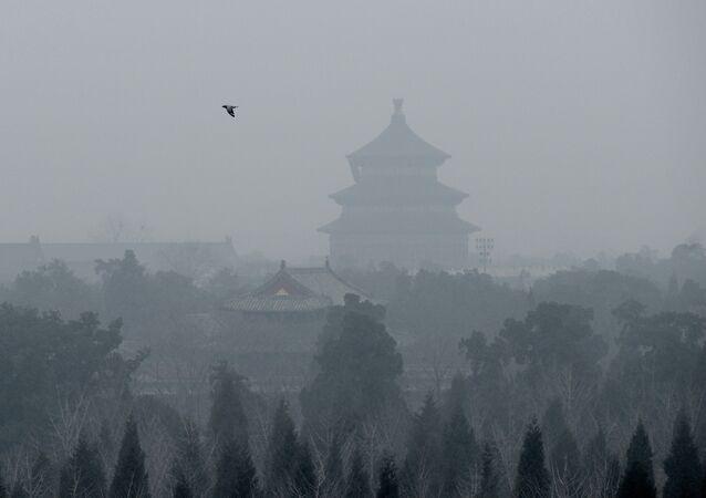 Vous reprendrez bien une canette de smog de Pékin?