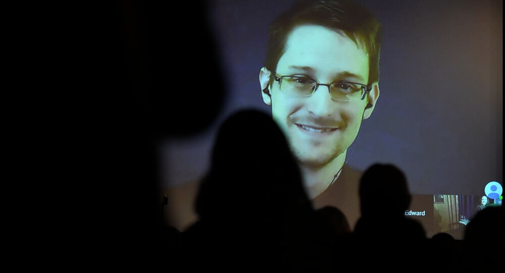 Edward Snowden (photo d'archives)