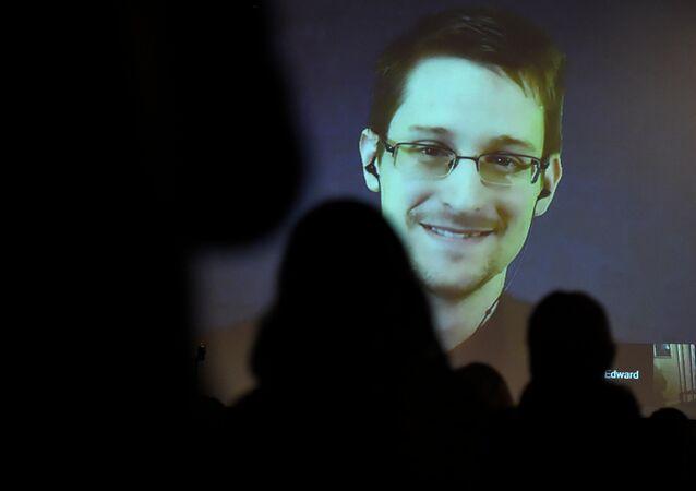 Edward Snowden (photo d'archives)