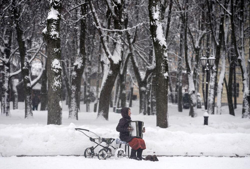 Chutes de neige, froid… et toutes ces choses qui font les vrais hivers