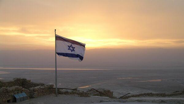 Le drapeau d'Israël - Sputnik France