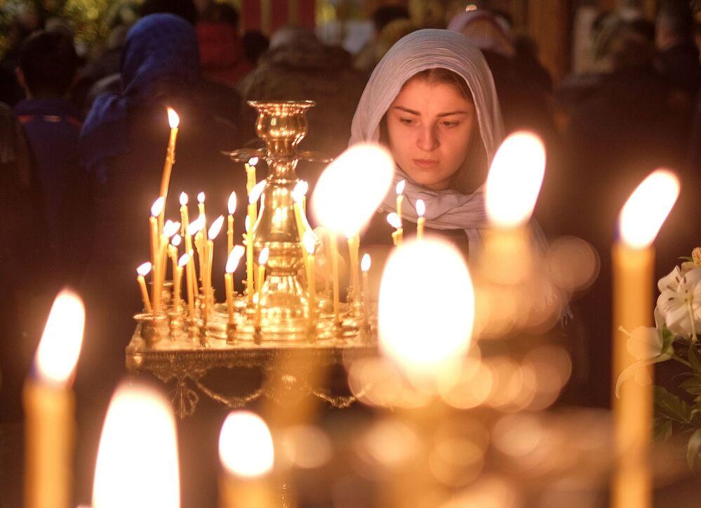 La fête de la Théophanie en Russie