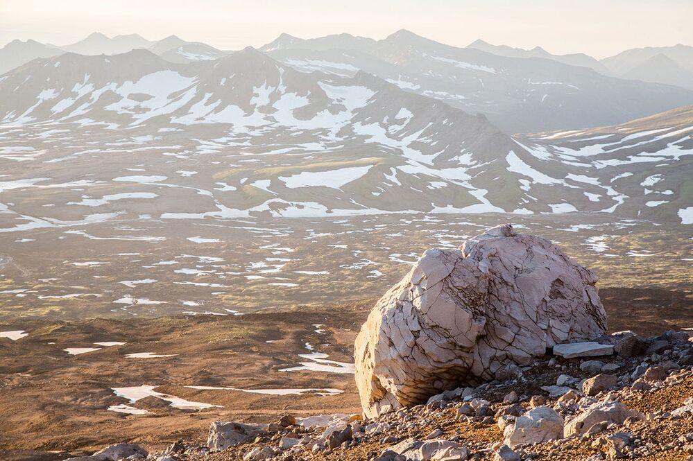La nature surprenante du Kamchatka