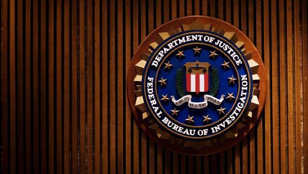 Le FBI américain - Sputnik France