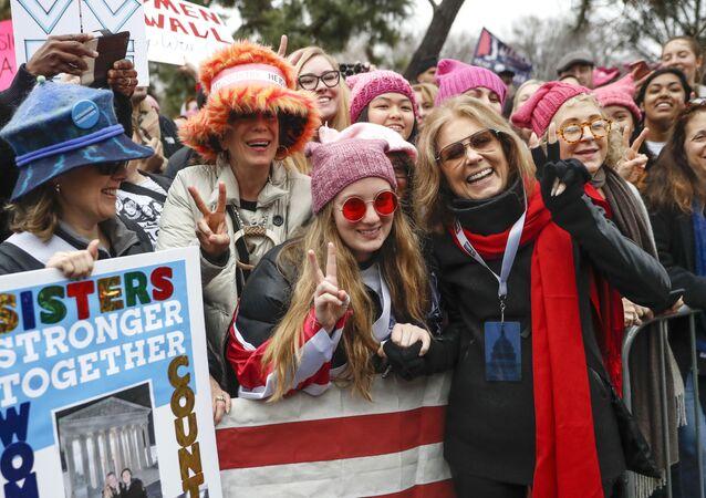 Women's March à Washington