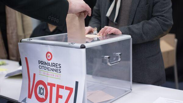 Primaire de la gauche en France - Sputnik France