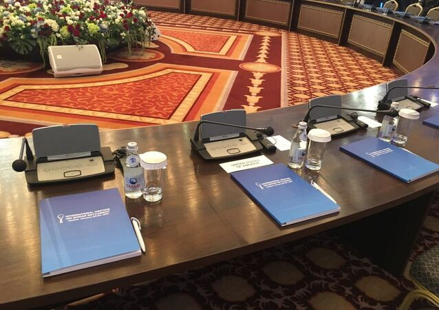 Pourparlers sur la Syrie à Astana