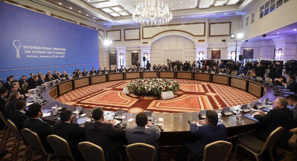 Moscou, Téhéran, Ankara s'engagent à faire un distinguo entre opposition et terroristes