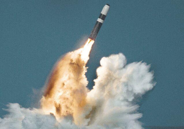 Les USA ont voulu étouffer l'échec du test d'un missile balistique britannique