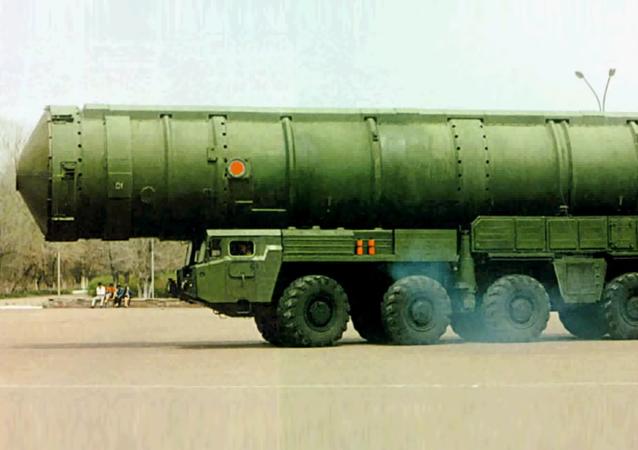 DF-41 ICBM