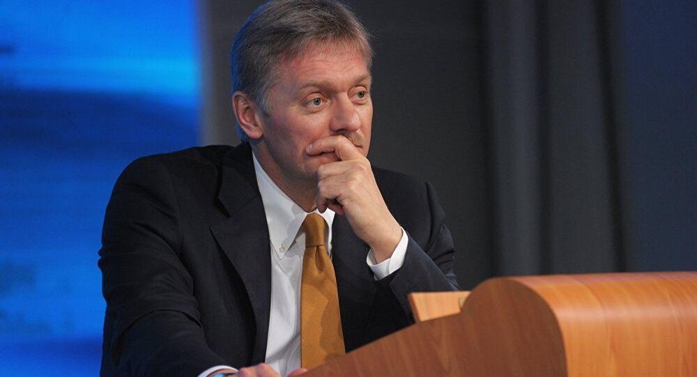 Dmitri Peskov, porte-parole du Kremlin.