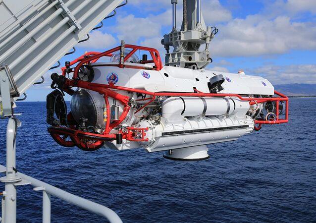 Des océanographes chinois vont explorer l'endroit le plus profond de la Terre