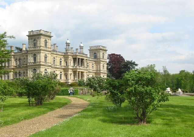 Schloss Ferrières-en-Brie