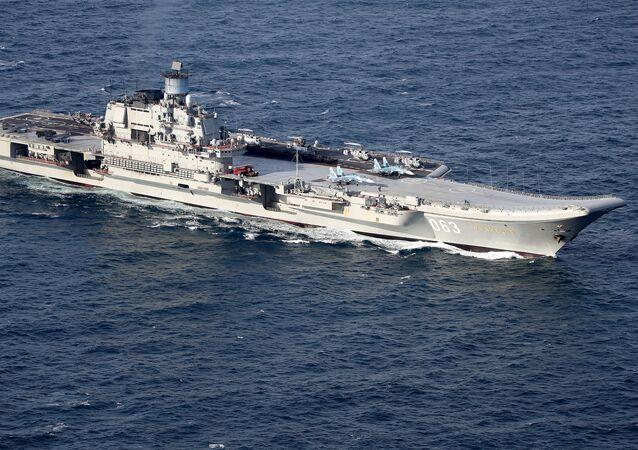 Porte-avion Amiral Kouznetsov