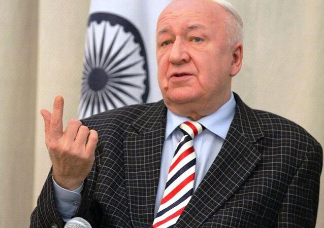L'ambassadeur russe en Inde Alexandre Kadakine