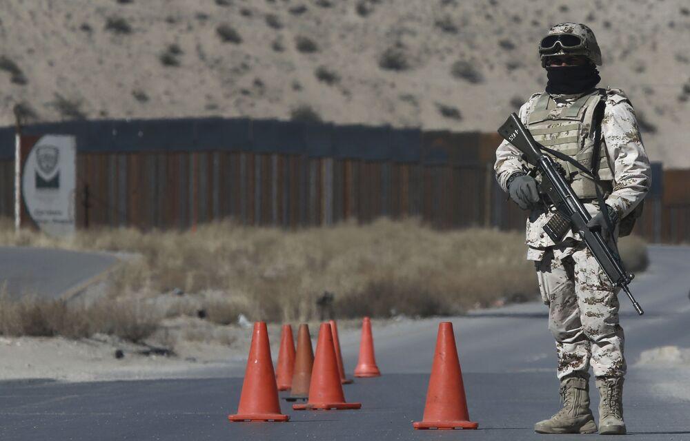 Le mur de Trump et le destin des clandestins mexicains aux États-Unis