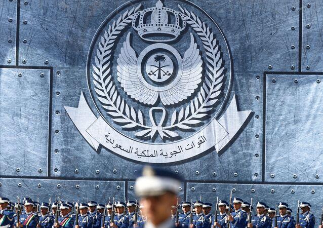 Forces aériennes saoudiennes (Image d'illustration)