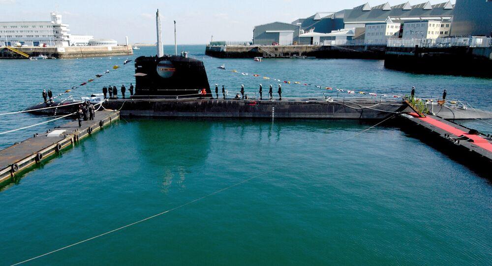 sous-marins Scorpène