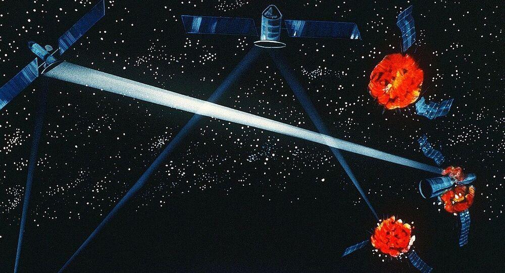 «La Guerre des étoiles». Image d'illustration