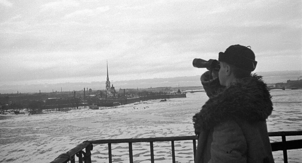 Siège de Leningrad