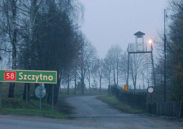 Une prison secrète de la CIA en Pologne