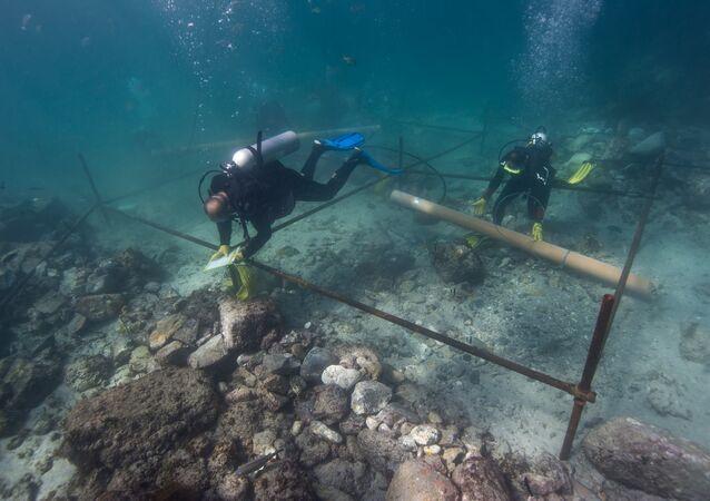 Esmeralda Wreck Site