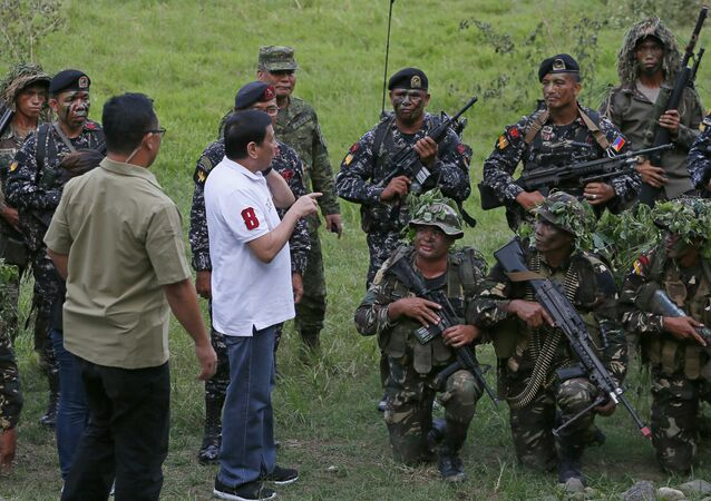 L'armée philippine