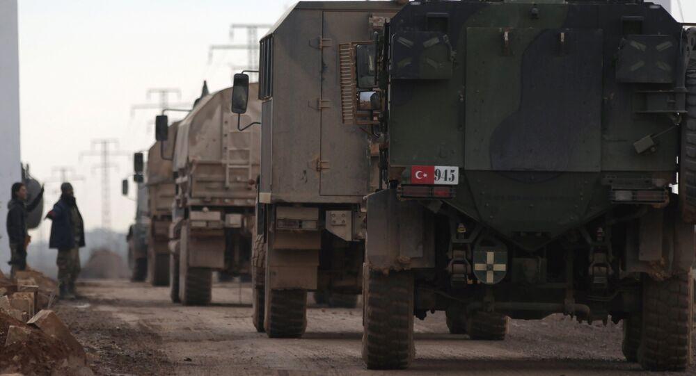 Offensive de l'armée turque en Syrie