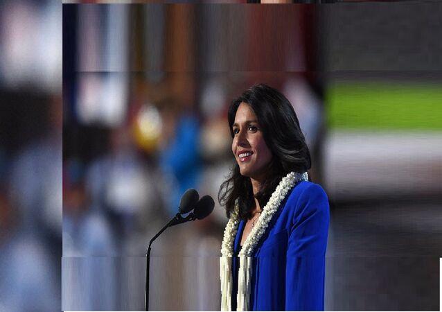 Une congressiste US clouée au pilori pour avoir donné une autre image de la Syrie
