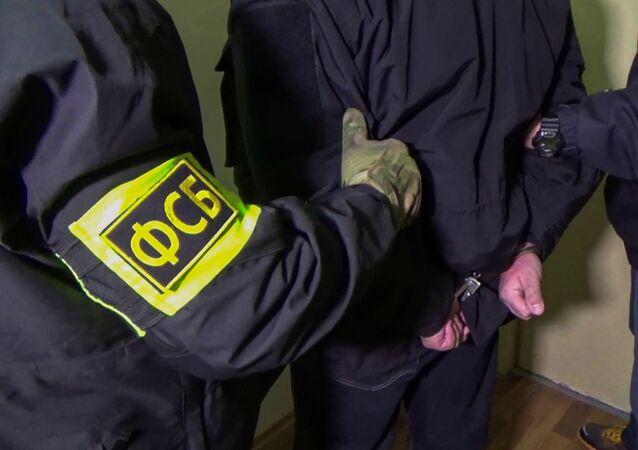 Attentat déjoué à Pétersbourg
