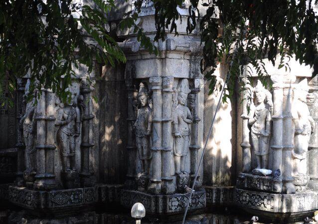 Un temple indien