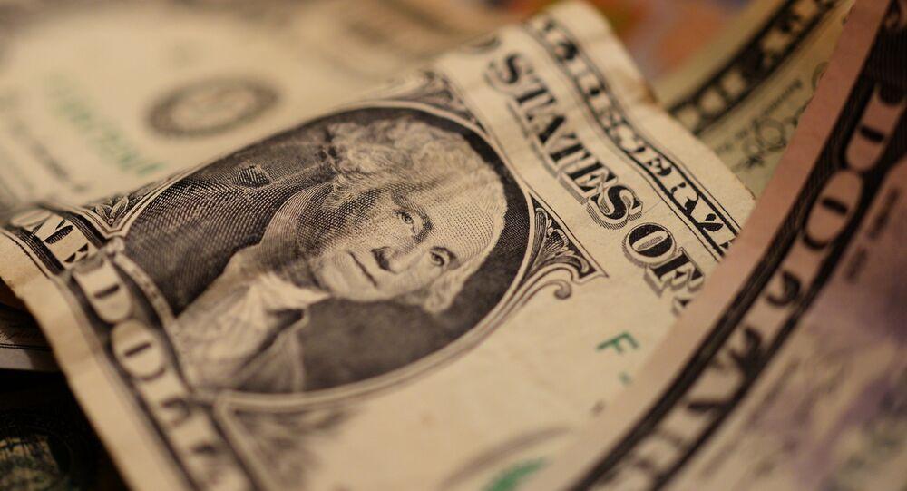 Dollars américains (image d'illustration)
