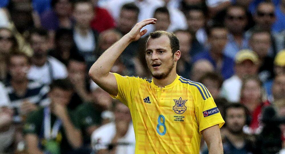 Un footballeur ukrainien accusé de nazisme par les fans d'un club espagnol